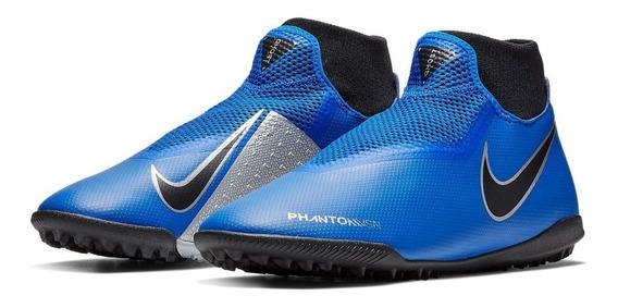 Botín Fútbol Nike Phantom Vsn Academy Df Tf