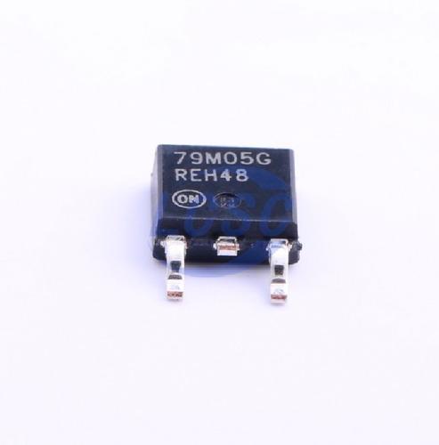 Imagen 1 de 2 de Mc79m05 Mc79m05 79m05 Regulador Negativo 5 V .5 A Smd