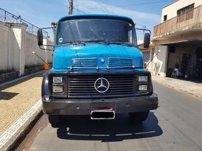 Caminhão Mercedes-benz Mb 1317 Ano 1986
