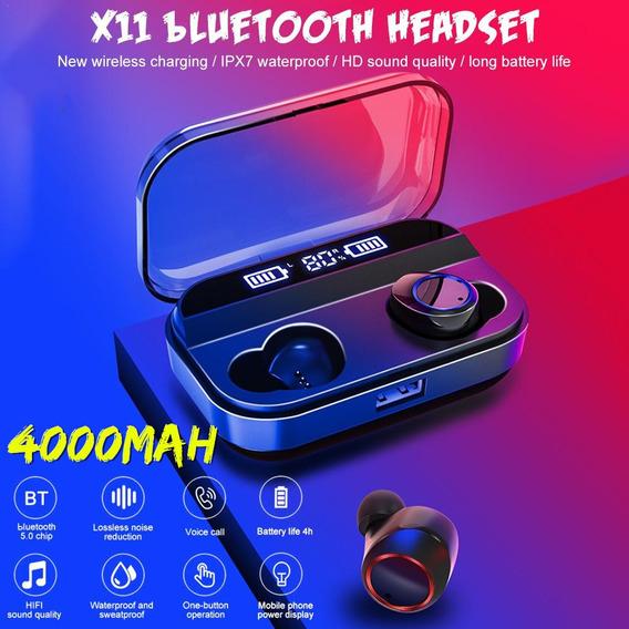 Bluetooth 5.0 Fones De Ouvido Tws Fones De Ouvido Sem Fio Mi