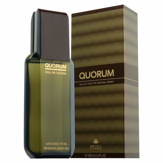 Perfume Antonio Puig Quorum Masculino 100ml Edt - Original