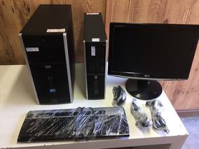 Cpu Hp 8000 Elite 4gb Ram/250gb Hd C/monitor Lg W1752t