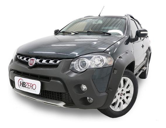 Fiat Strada Adventure 1.8 16v Cd 2014