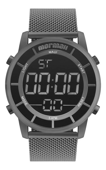 Relógio Mormaii Masculino Mobj3463ba/4c Original Barato