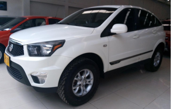 Ssangyong Actyon 2.2 Mecanica