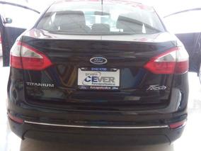 Ford Fiesta 4p Titanium Aut 1.6l