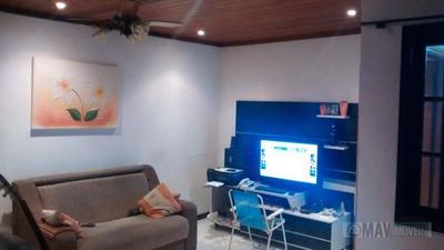Casa Com 2 Dormitórios À Venda Por R$ 395.000 - Marechal Hermes - Rio De Janeiro/rj - Ca0252