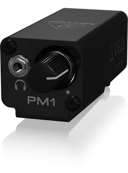 Amplificador De Fone De Ouvido Behringer Powerplay Pm1