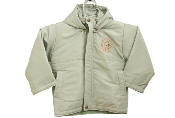 Jaqueta Infantil Capuz 1 A 8 - Com Manta Térmica - Inverno