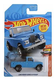 Hot Wheels Land Rover Series 3 Pickup