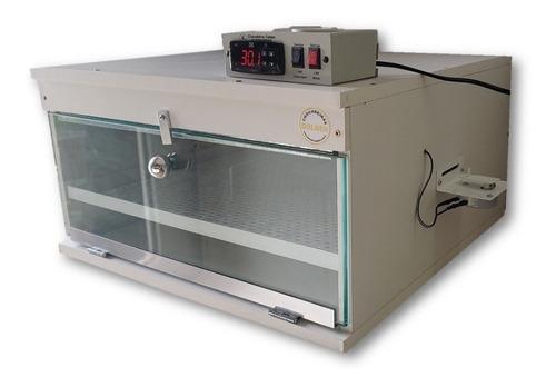 Chocadeira 100 Ovos Automática Termostato Dig C/ Ovoscópio