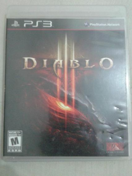 Diablo 3 Ps3 Midia Fisica Frete Gratis