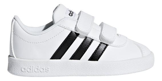 Zapatillas adidas Moda Vl Court 2.0 Bebe Bl/ng