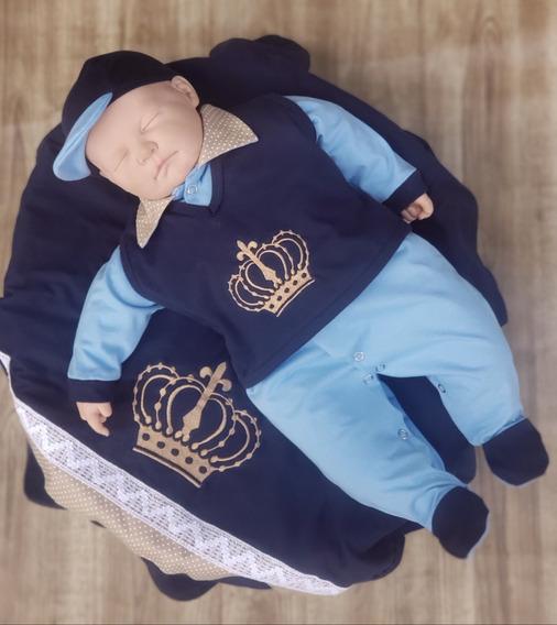 Saída De Maternidade Menino Personalizada Gripear