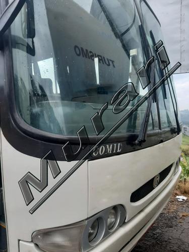 Imagem 1 de 15 de Onibus Comil Campione Eod 17-210 Dianteiro 48 Lug Dt-ref 604