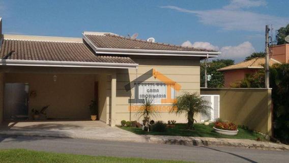 Casa Residencial À Venda No Condomínio Itatiba Country Club, Itatiba/sp - Ca0899