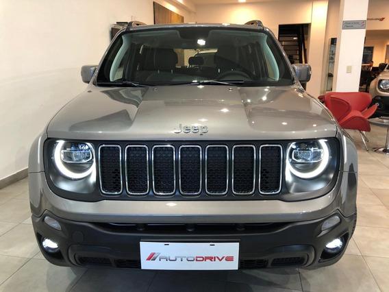 Jeep Renegade 2.4 Longitude At Plan Nacional