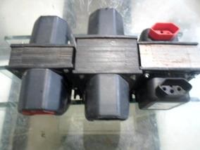 Transformador De Energia 110/220v Pouco Uso 500w E 210w