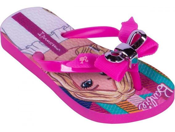 Chinelo Infantil Barbie Grendene