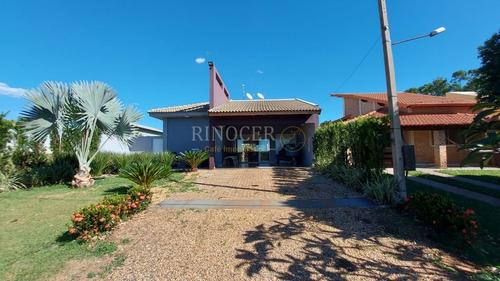 Imagem 1 de 14 de Casa De Condomínio Em Taquaritinga - Sp - Ca0206_rncr