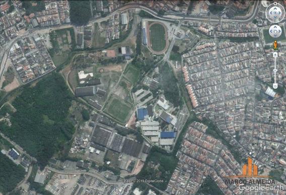 Área À Venda, 77000 M² Por R$ 53.900.000 - Alvarenga - São Bernardo Do Campo/sp - Ar0061