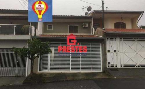 Casa De Rua-à Venda-jardim Boa Esperança-sorocaba - Stca30109