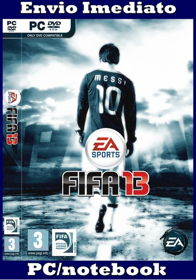 Fifa 13 Pc Frete Gratis Envio Imediato!