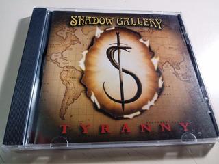 Shadow Gallery - Tyranny - Made In Brasil