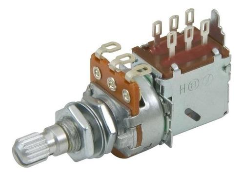 Potenciómetro Dimarzio Ep1201pp 500k Push Pull Nuevo