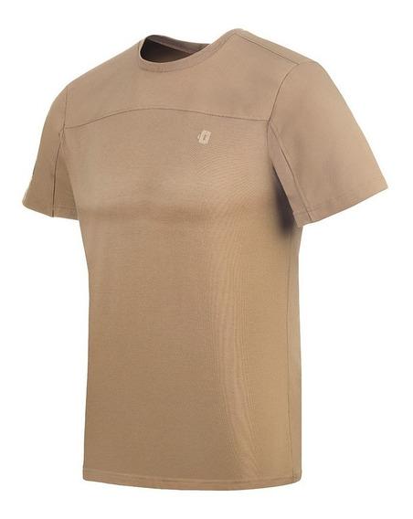 Camiseta Tática Infantry Invictus Caqui Mojave