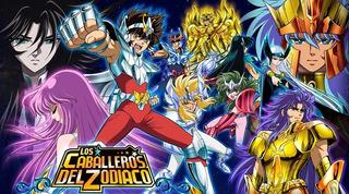 Los Caballeros Del Zodiaco Serie Digital Completa