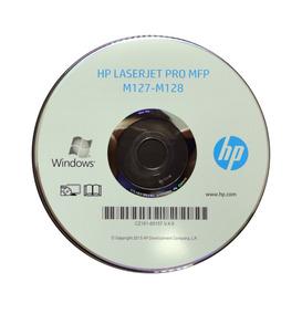Cd De Instalação Hp Laserjet Pro Mfp M127 -m128