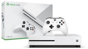 Xbox One S 1tb Novo Lacrado C/garantia