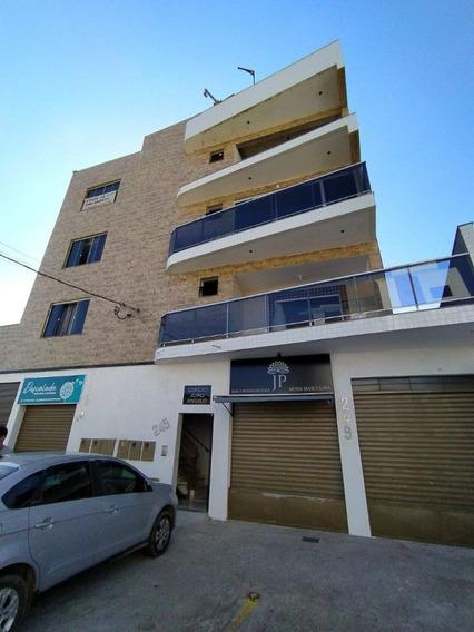 Apartamento Na Avenida Principal Do Bairro Santanense - 801