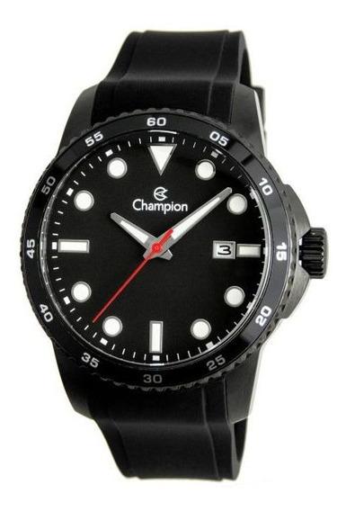 Relógio Masculino Champion Silicone Ca31686p