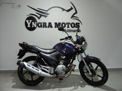 Yamaha Ybr 125 Ed Factor 2010 Linda