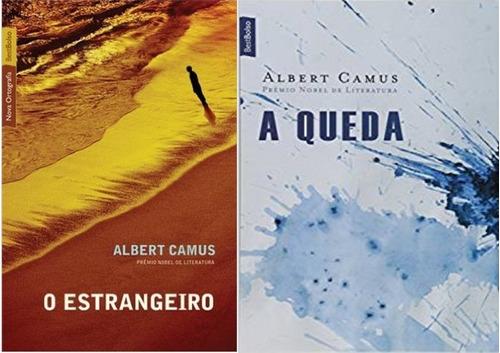 O Estrangeiro A Queda Livro Albert Camus Mercado Livre
