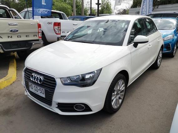 Audi A1 Tfsi 2015