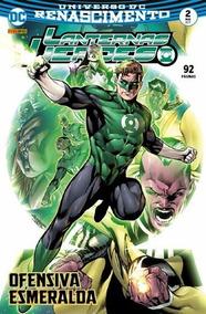 Lanterna Verde Renascimento 1 Ao 20