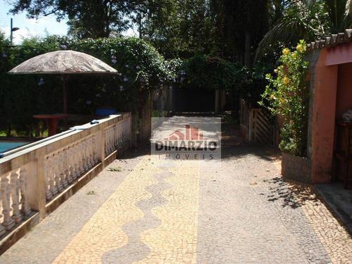 Imagem 1 de 25 de Chácara Residencial À Venda, Praia Azul, Americana. - Ch0073