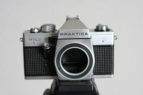 Camera Analogica Alemã Praktica Mtl 3 Somente Corpo