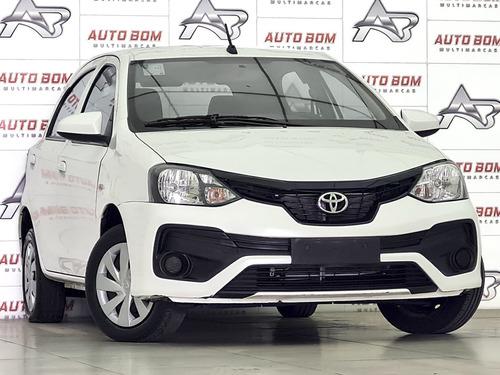 Imagem 1 de 15 de Toyota Etios Hatch X 1.3 16v Flex Completo! Apenas 28.00...
