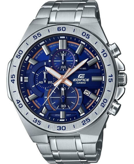 Relógio Casio Edifice Masculino Efr-564d-2avudf Original Nf