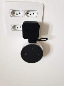 Echo Dot - 2º Geração - Amazon Como Novo Com Suporte