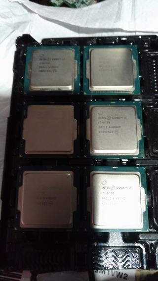 Processador Intel I7 6700 4.0ghz 6ger Sk 1151 Com Garantia