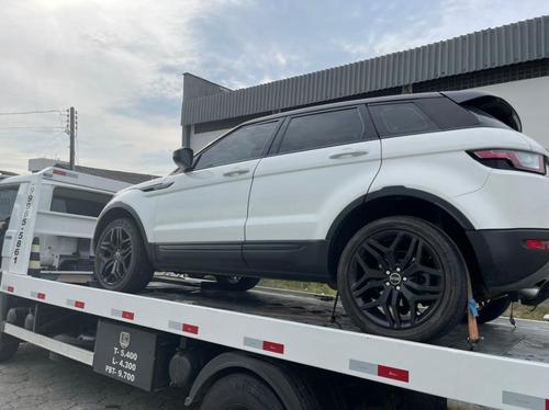Imagem 1 de 3 de Sucata Para Retirar Peças Land Rover Evoque 2.2 Diesel 2016