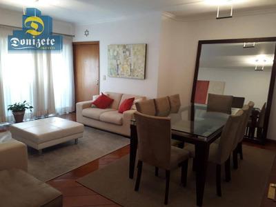 Apartamento Residencial À Venda, Centro, Santo André. - Ap9377