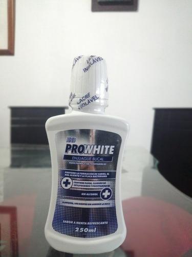 Pro White Enjuague Bucal - mL a $144