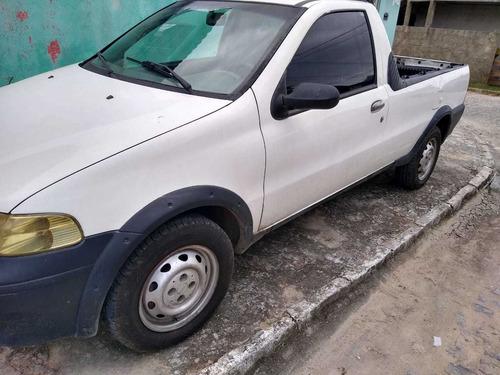 Fiat Strada 2002 1.6 16v Adventure Ce 2p