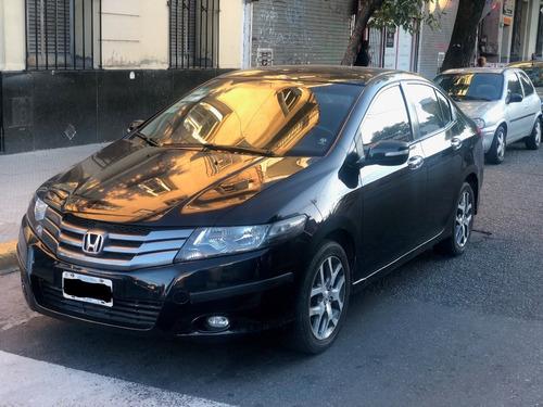 Honda City Ex A/t 2010